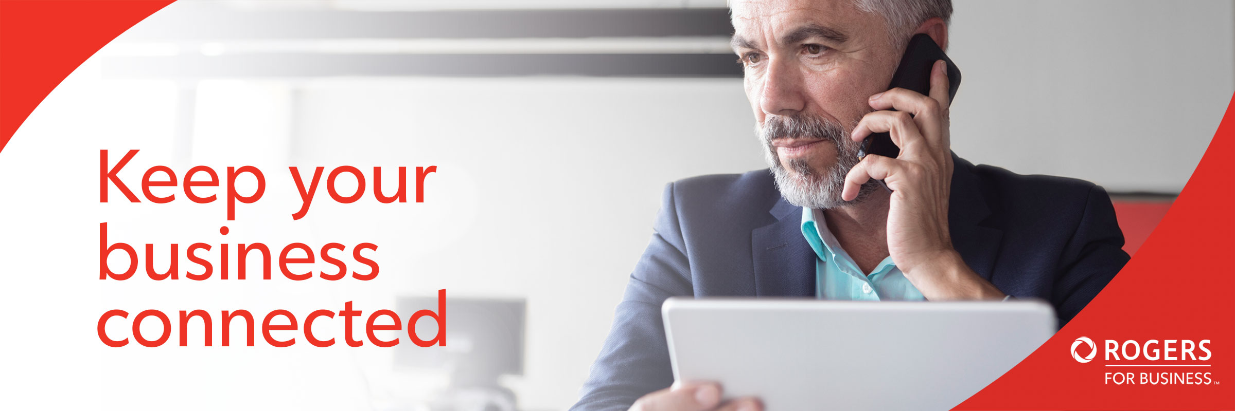 Keep your business connected | Rogers for Business